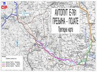 Predstavljamo detaljnu trasu Moravskog koridora - Izmeštanje korita Zapadne Morave i izgradnja 79 mostova i 24 nadvožnjaka (FOTO)