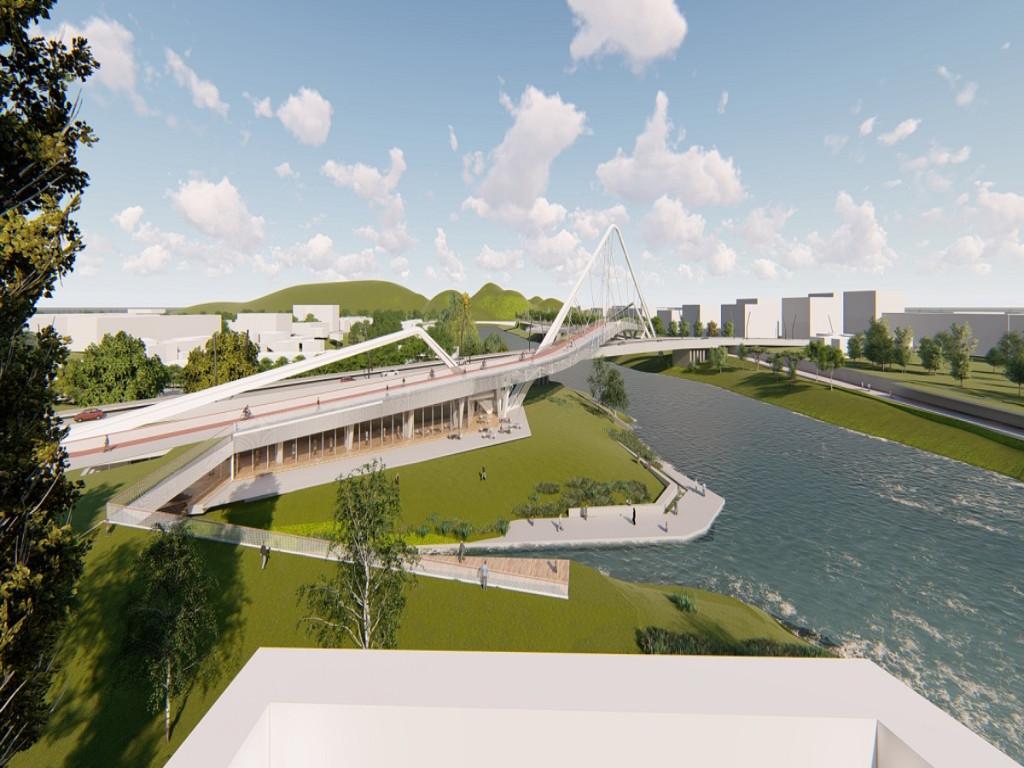 Izabrano idejno rješenje budućeg mosta u Docu (FOTO)