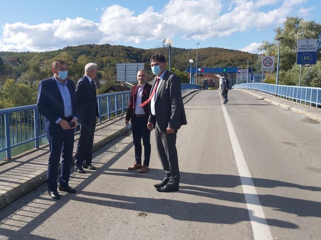 Uskoro rekonstrukcija mosta Novi Grad-Dvor