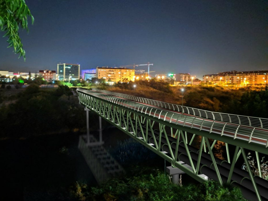 Izgradnja mosta preko Morače vjerovatno i prije roka - Uskoro postavljanje čelične konstrukcije