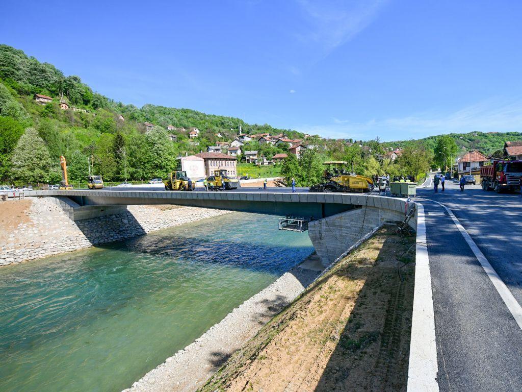 Krajem maja gotova gradnja mosta u Srpskim Toplicama