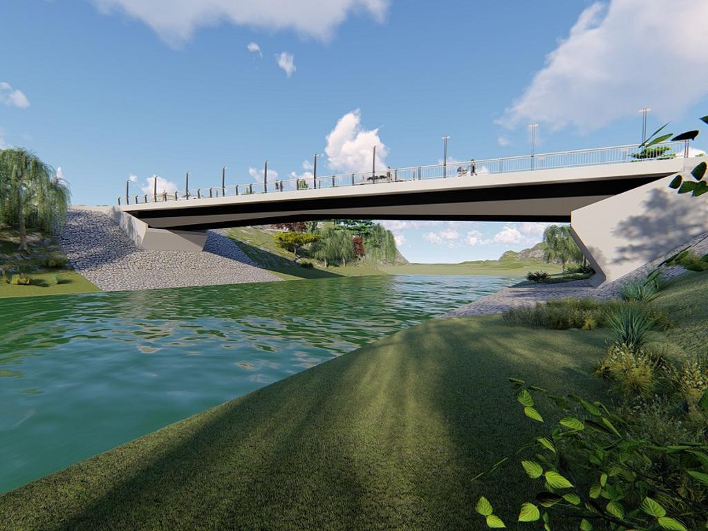 Izgradnja mosta u Srpskim Toplicama počinje 12. februara