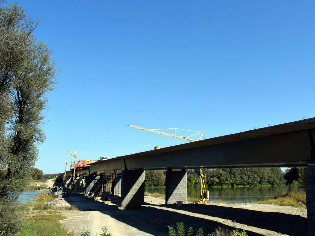 Most Svilaj u prometu krajem 2019.