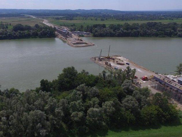 Završeno više od polovine radova na budućem mostu Svilaj