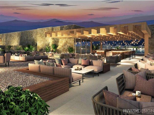 Projekat hotela Mostar Marriott