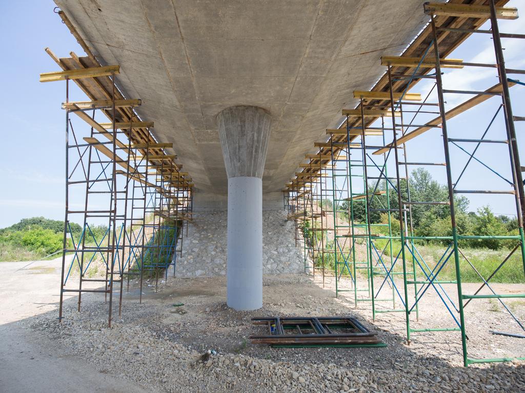 Pušten u saobraćaj obnovljeni most na putu Petrovo-Orahovica