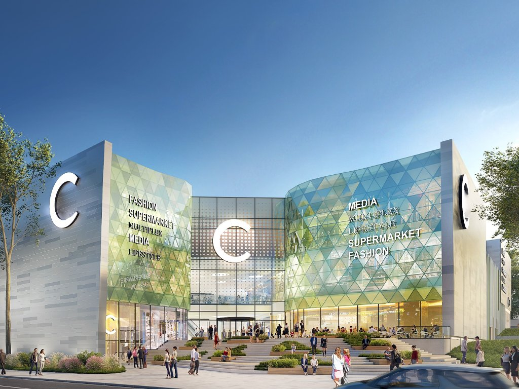 MPC Properties and Atterbury Europe start construction of shopping center in Zvezdara – Investment worth EUR 110 million to open in spring 2020