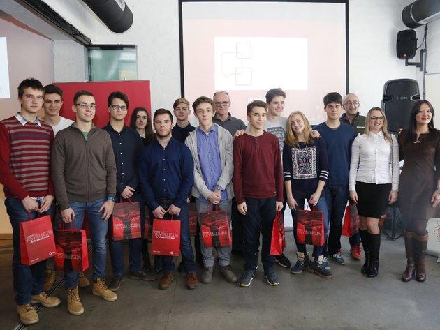 Ideje srednjoškolaca pomažu organizaciju vremena i učenja - Proglašeni pobednici sedmog mts app konkursa