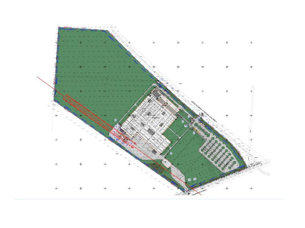 MTU na korak do početka gradnje fabrike u Novoj Pazovi - Objavljeno idejno rešenje kompleksa za remont avionskih motora na 257.000 m2