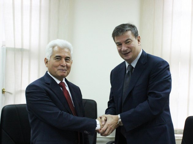 Muradov Khuram and Goran Knezevic