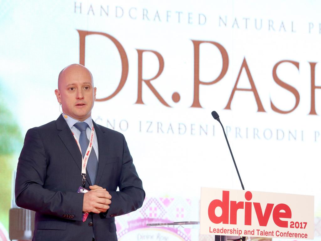Muris Hadžić, generalni menadžer kompanije Dr.Pasha - Važno je biti na istom valu sa svojim timom