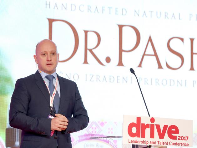 Muris Hadžić, generalni menadžer kompanije Dr.Pasha - Važno je biti na istom talasu sa svojim timom