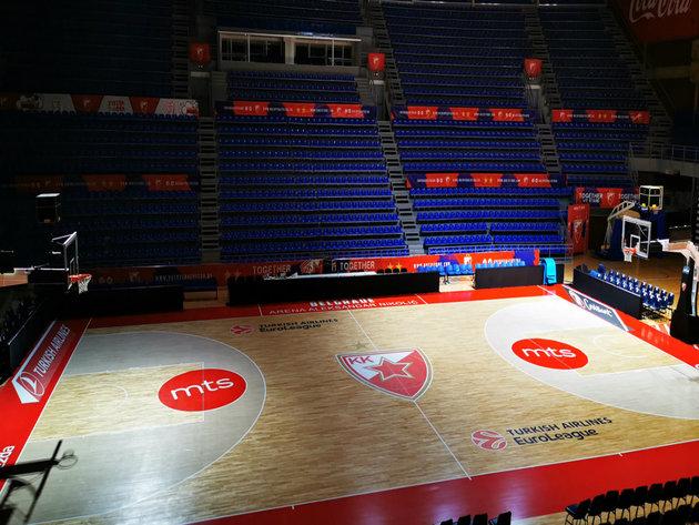 Rekonstrukcija sportskog poda hale Pionir povjerena beogradskoj firmi Musculus