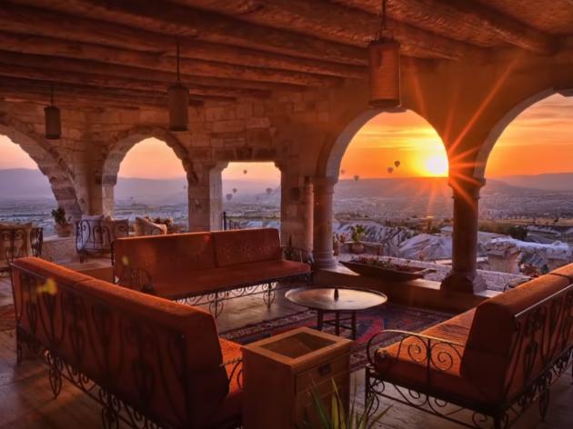 Zavirite u luksuzni hotel u Turskoj smešten u pećini (FOTO, VIDEO)