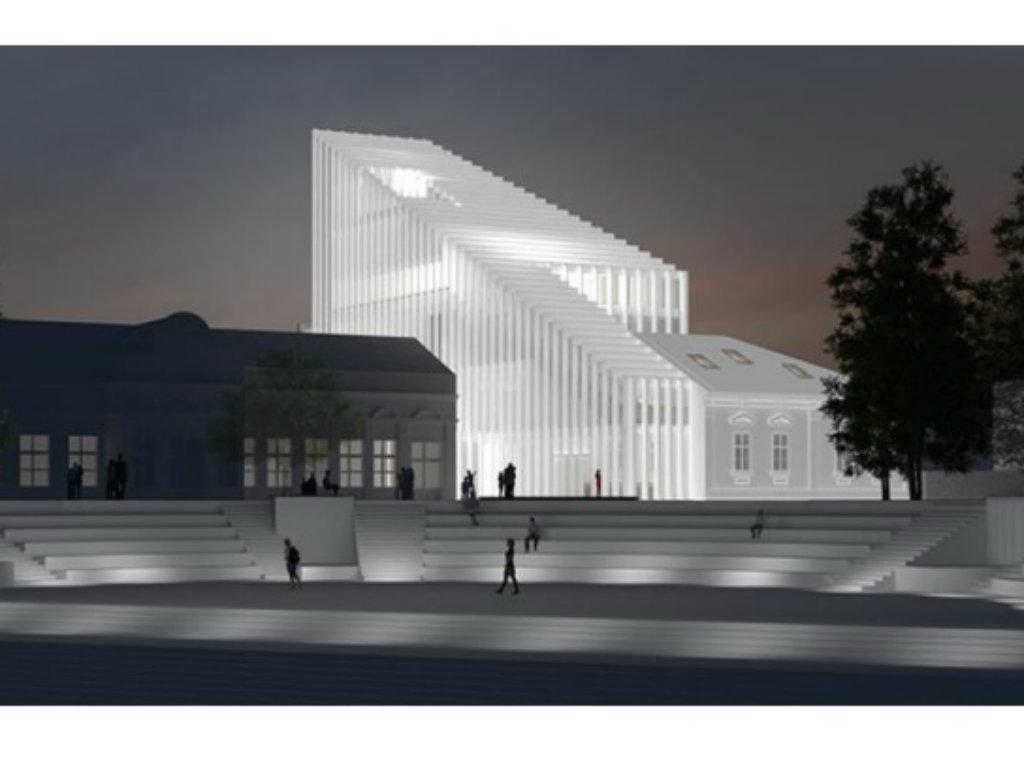 Odabrano pobedničko rešenje za Narodni muzej u Nišu (FOTO)
