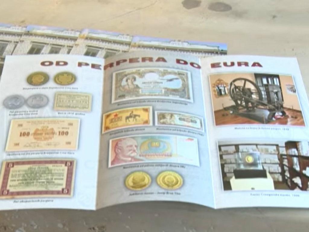 Od perpera do eura - Posjetite Muzej novca na Cetinju