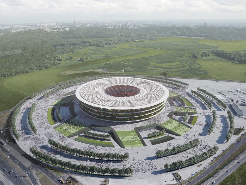Predstavljeno kako će izgledati nacionalni stadion u Surčinu - Pokrenuta i peticija da se ne gradi (FOTO)