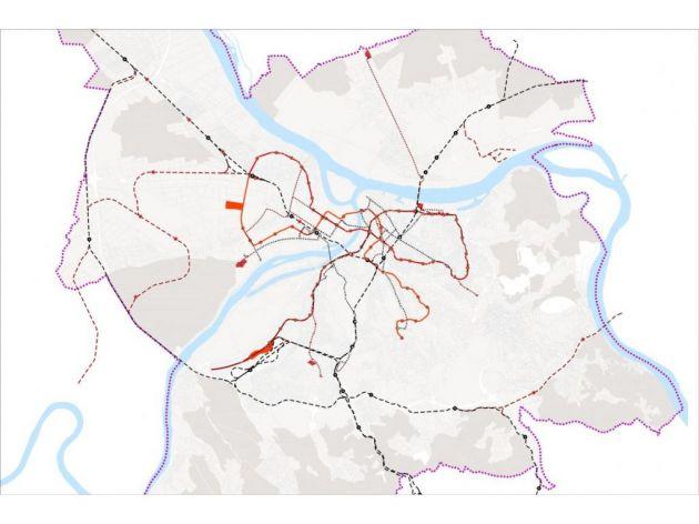 Tramvaj uz Pančevac i do Prokopa umesto prve linije metroa, BG voz do Obrenovca - Predstavljen plan razvoja šinskih sistema u Beogradu (FOTO)