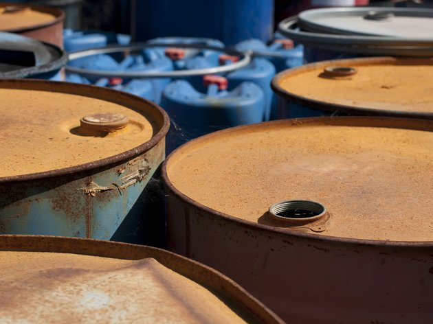 Oil shales are used in the production of oil and gas
