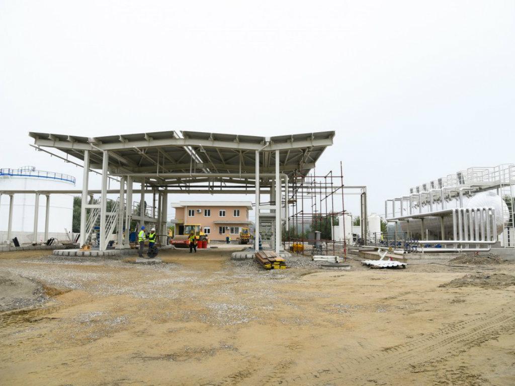 Gradi se novi naftni terminal u Sremskim Karlovcima vredan 12 mil EUR (FOTO)