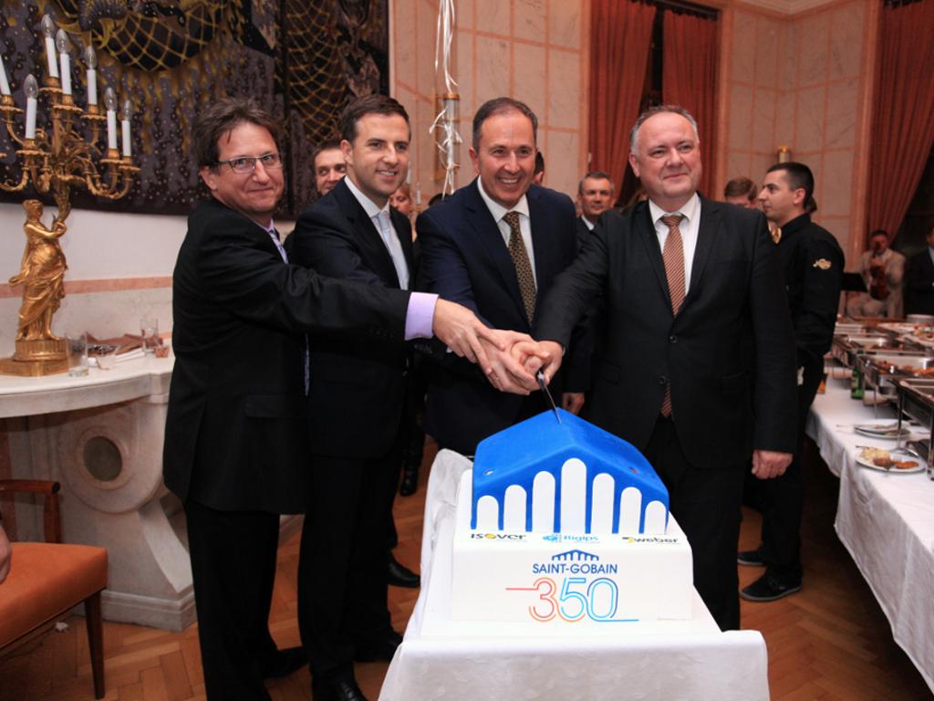 """Kompanija """"Saint-Gobain"""" proslavila 350 godina od osnivanja i proglasila pobednike takmičenja za najlepši enterijer"""