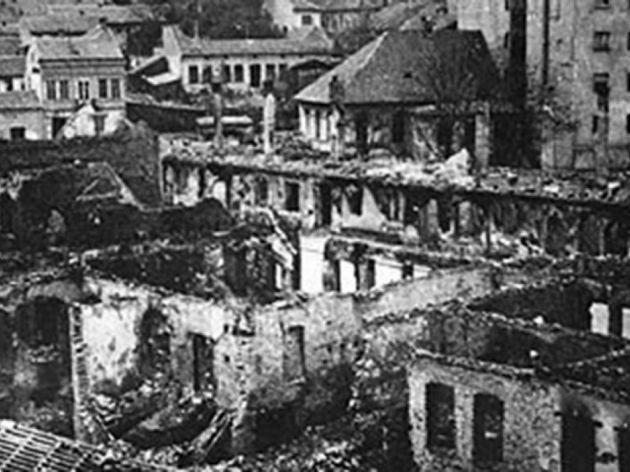 Zgarište: U zgradi nekadašnje fabrike kartona uništeno je nacionalno blago neprocenjive vrednosti