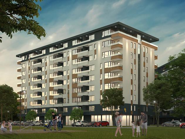 Banjaluka dobija stambeno-poslovni kompleks Park vrijedan 80 mil KM - Izgradnja prve lamele u toku, cijelo naselje useljivo do kraja 2022. (FOTO)