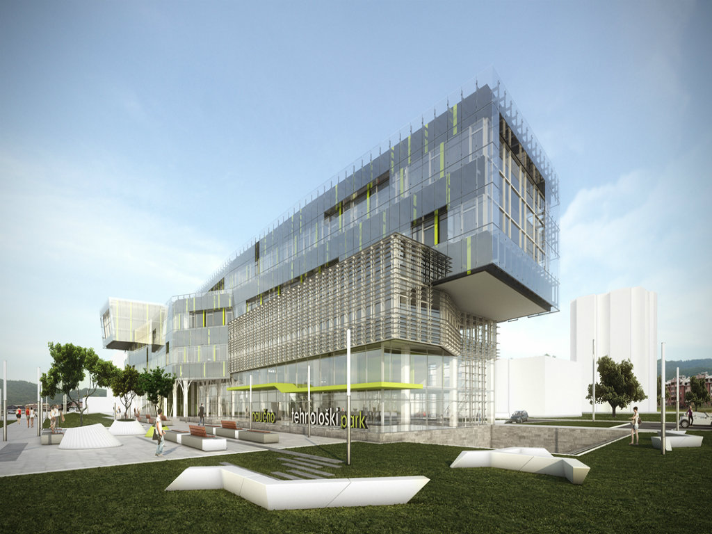 Do kraja marta završetak gradnje Naučno-tehnološkog parka u Nišu - Sledi rekonstrukcija okolne infrastrukture