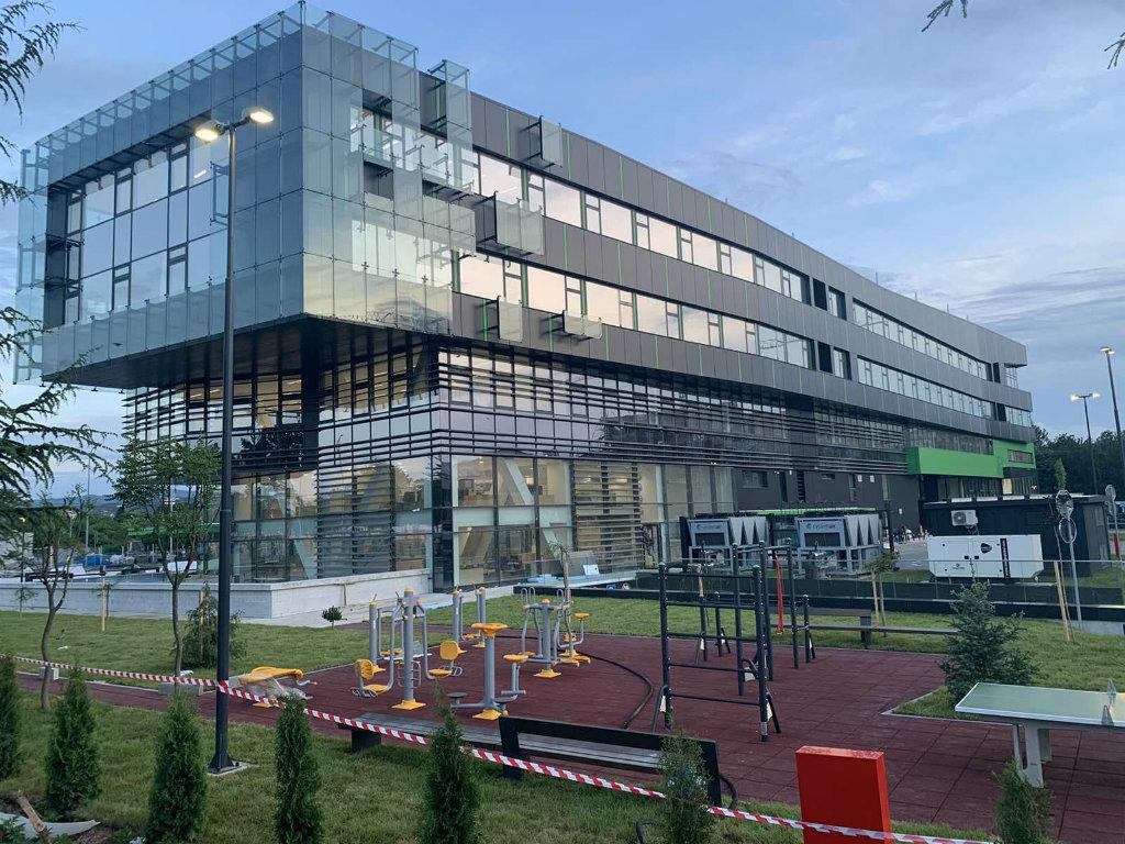 Završena gradnja NTP Niš na 14.000 m2 - Prvi stanari svjetski poznate tehnološke kompanije i domaći startapi