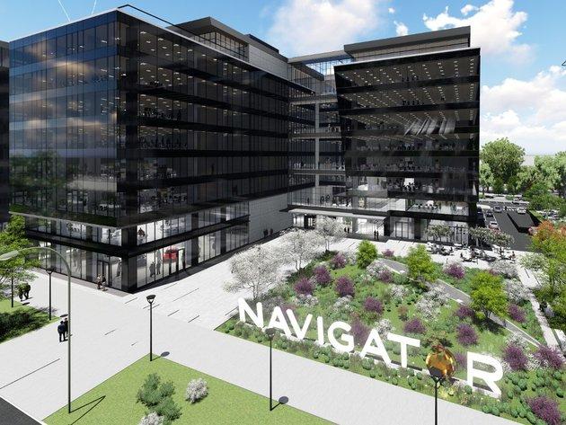 MPC Properties počeo gradnju Navigator Business Centra 2 - Investicija vredna 45 mil EUR, otvaranje u prvom kvartalu 2020.