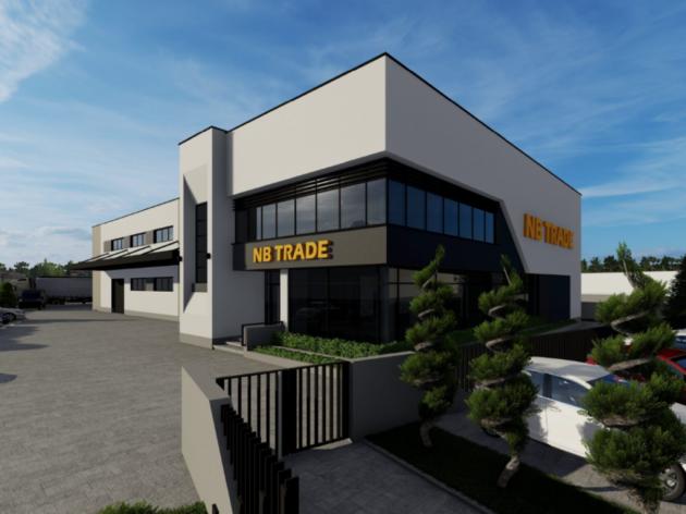 Firma NB Trade planira da u kruševačkoj industrijskoj zoni izgradi magacin za skladištenje kućne galanterije