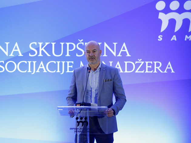 Nebojša Mandić, direktor DHL Global Forwarding Beograd - Uspeh nije slučajnost