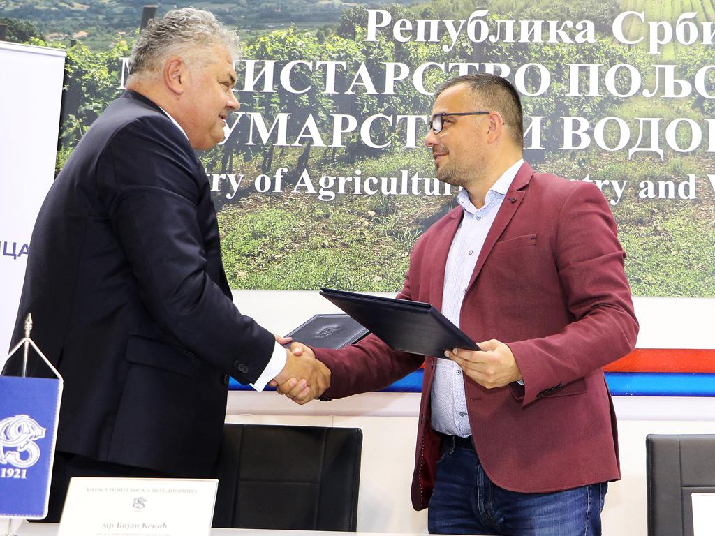 Povoljni krediti za kupovinu poljoprivrednog zemljišta sa rokom otplate od 20 godina