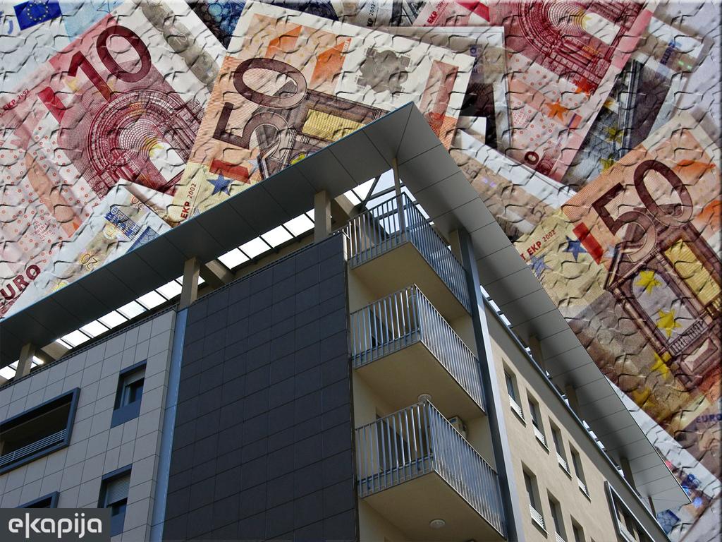 Raste gradnja i prodaja novih stanova u Banjaluci - Kvadrat u novogradnji i do 3.000 KM