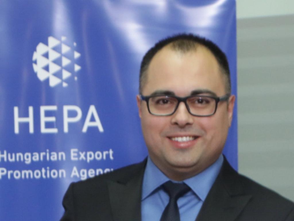 Nemanja Milutinović, direktor predstavništva HEPE za Balkan - Prepoznatljiv kvalitet prehrambene industrije Mađarske
