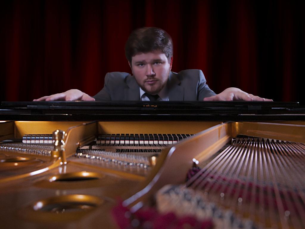Nenad Ivović, pijanista - Američki san
