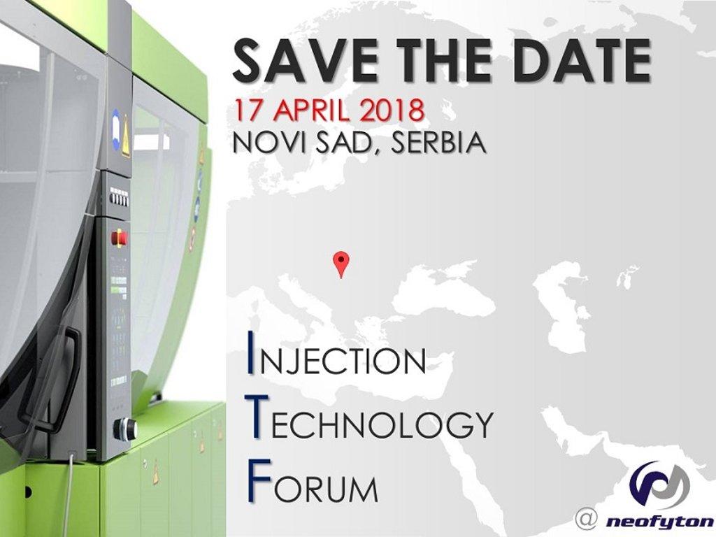 Prvi Injection Technology Forum 17. aprila u Novom Sadu