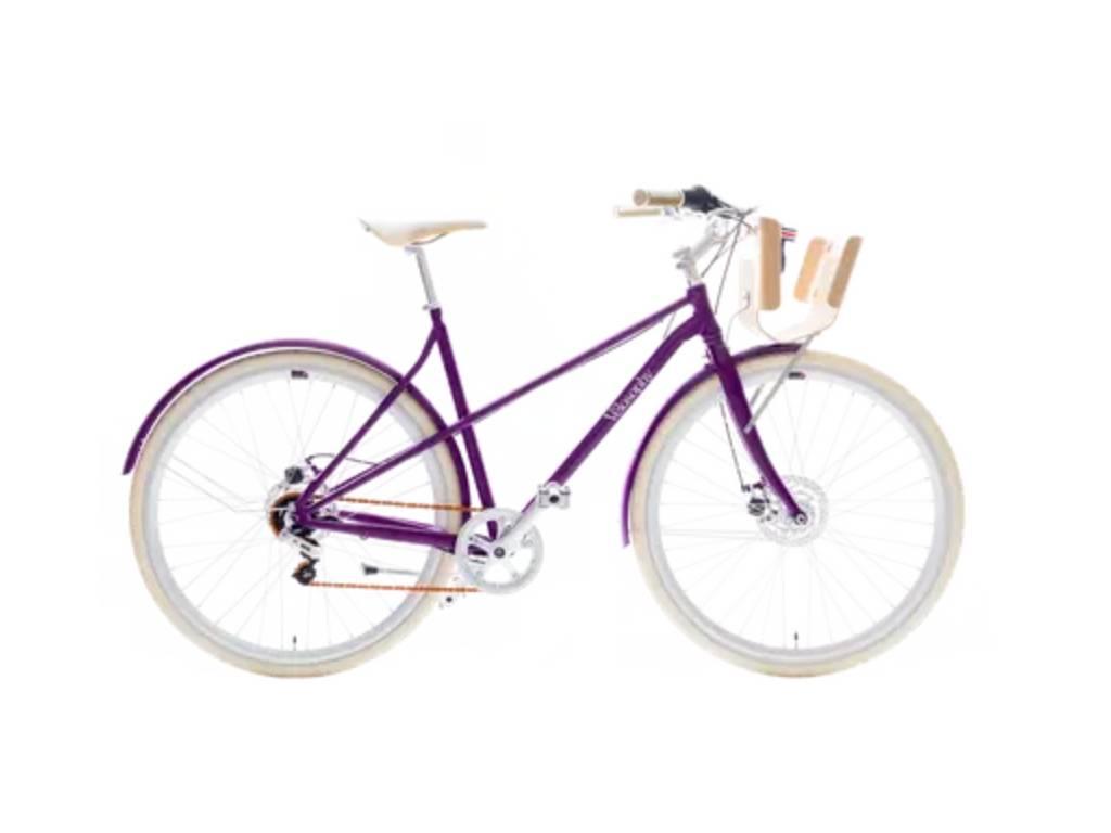 Proizveden švedski bicikl od recikliranih Nespresso kapsula
