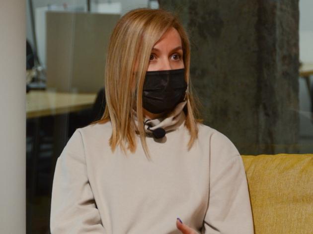 Nevena Milutinović direktorka filijale Erste Banke