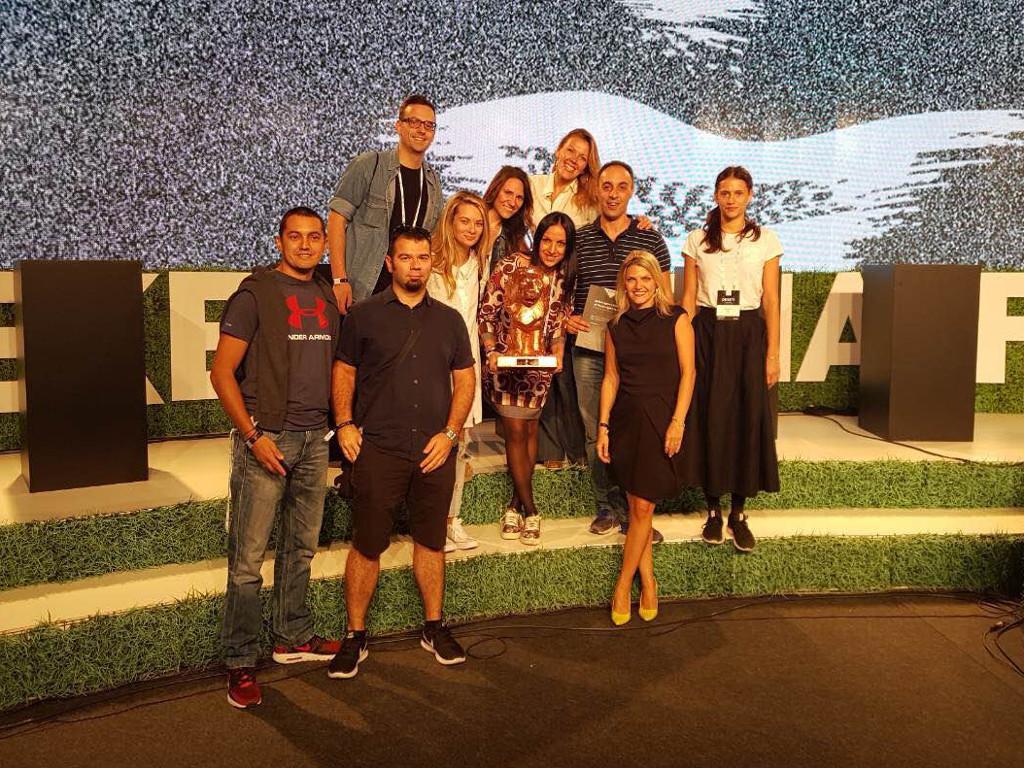 Grey Ljubljana najbolja agencija na reviji BalCannes 2017 u Rovinju