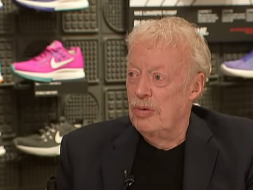 Nike co-founder reveals how the brand was created and who designed the famous logo