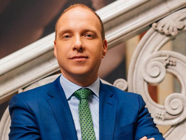 Nikola Nedeljković, direktor kompanije Belgrade Waterfront