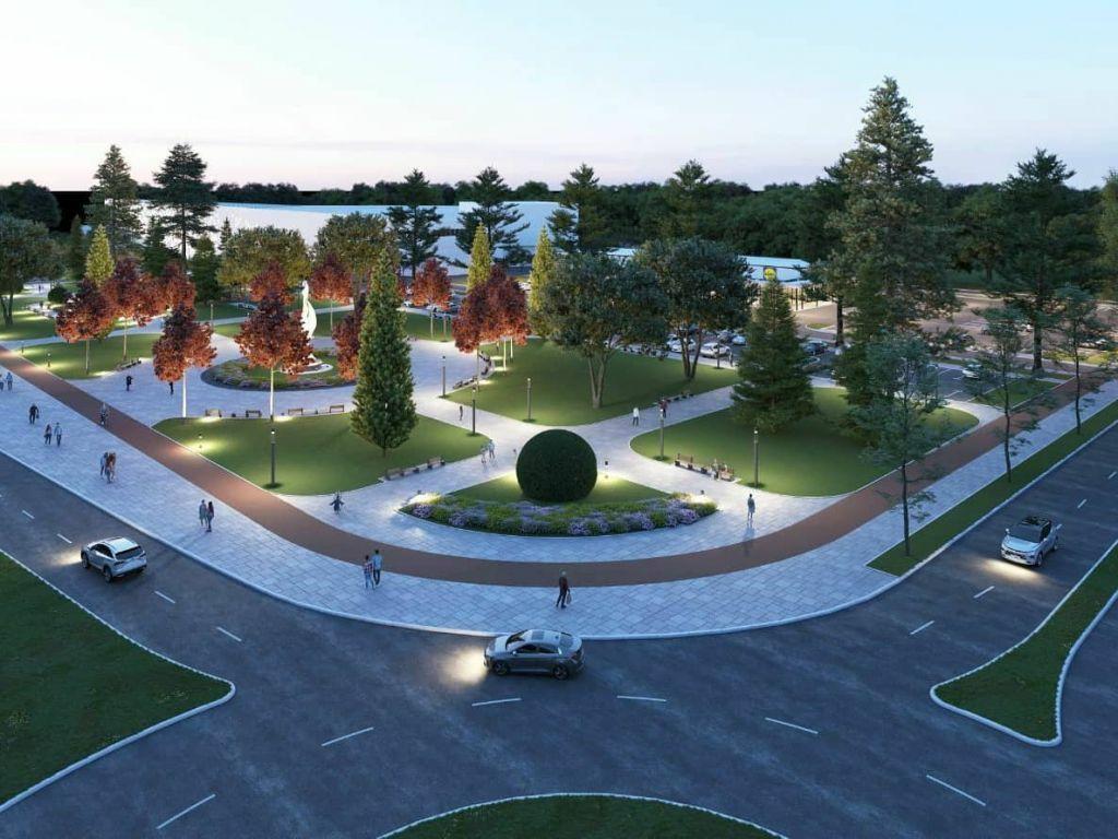 Niš uskoro dobija novi park na Bulevaru Nemanjića (FOTO)
