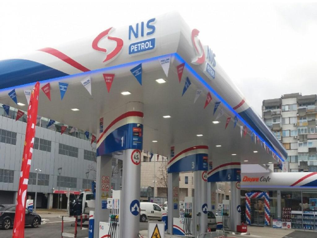 NIS modernizovao benzinsku pumpu u Novom Sadu po ekološkim standardima