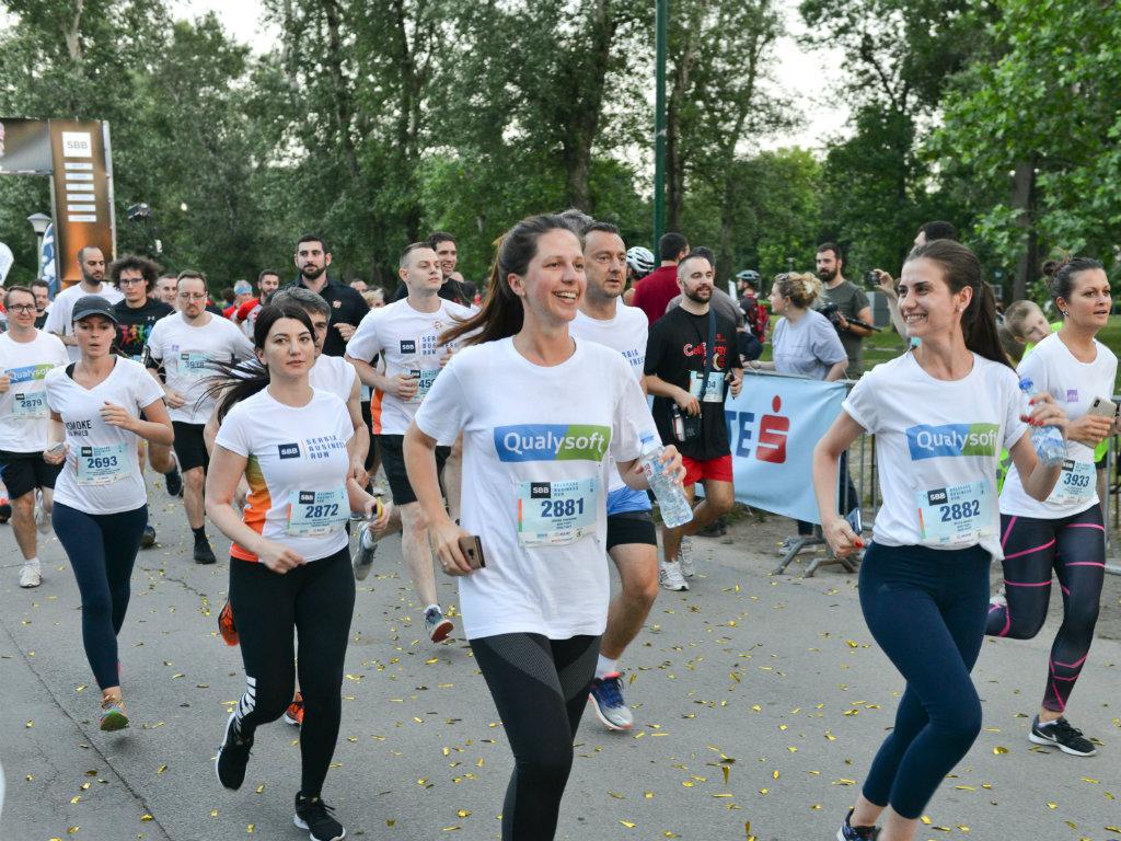 Timska poslovna trka na 5 kilometara biće održana po prvi put i u Nišu