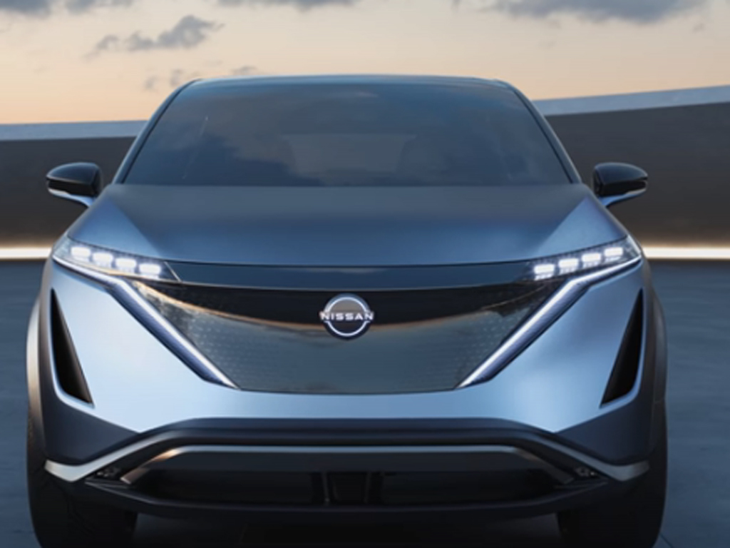 Estetika bezvremenskog japanskog futurizma - Nissan razvio štit za buduće modele (VIDEO)