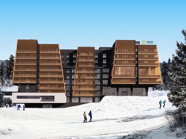 Birotim gradi moderan apart-hotel na Bjelašnici - Prvi gosti na ljeto 2022. (FOTO)