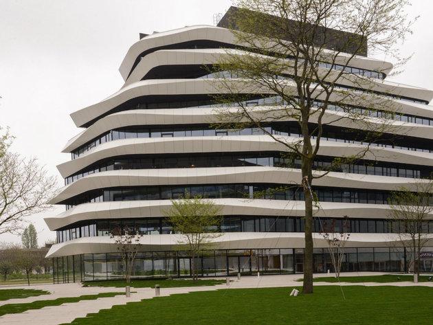 Neues Nordeus-Gebäude