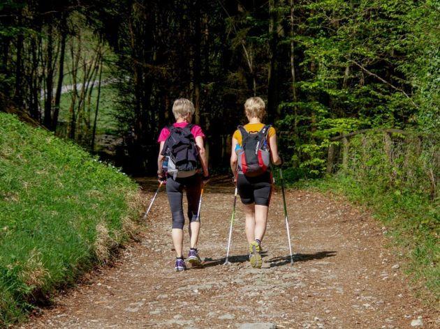 Čas nordijskog hodanja 23. juna na Adi Ciganliji