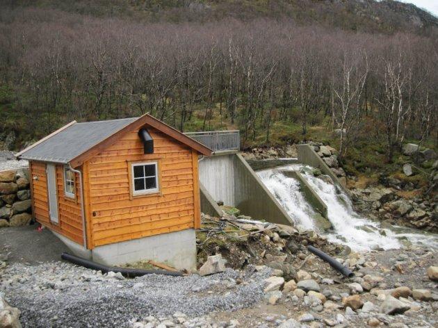 Mašinska zgrada hidrocentrale u Norveškoj u čijoj su gradnji učestvovale i srpske kompanije